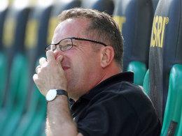 Ingolstadts Trainer Markus Kauczinski