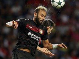 Toprak und Bender für Dortmund-Partie fraglich