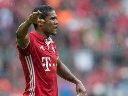 Douglas Costa fehlt Bayern noch länger