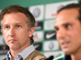 Werder-Geschäftsführer Frank Baumann