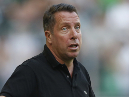 """""""Wichtig ist, dass wir flexibel bleiben"""": Ingolstadts Trainer Markus Kauczinski."""