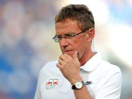 England-Coach? Rangnick will in Leipzig bleiben