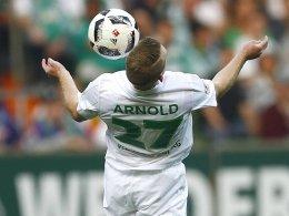 Identifikationsfigur in Wolfsburg: Maximilian Arnold.