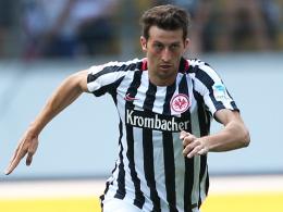 Einsatzbereit: Eintracht Frankfurts Innenverteidiger David Abraham.