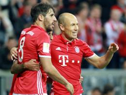 Nach Robben bleibt auch Martinez daheim