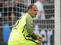 Handgelenksverletzung: Werder bangt um Drobny