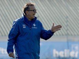 Trainer Meier verschärft den Konkurrenzkampf