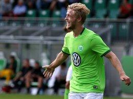 Wolfsburgs Möbius freut sich über Profivertrag