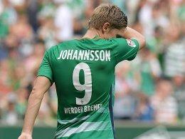 Johannsson rettet Werder