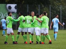 VfL Wolfsburg siegt in 77 Minuten