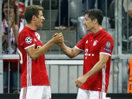 Müller und Lewandowski gehen erfolgreich fremd