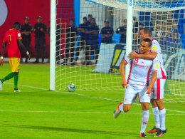 Ben-Hatira träumt von der WM-Teilnahme