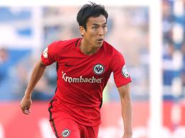 Frankfurt: Kaum Personalsorgen vor Bayern-Spiel