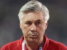 Viele Fragezeichen für Ancelotti - Auch Ribery fehlt