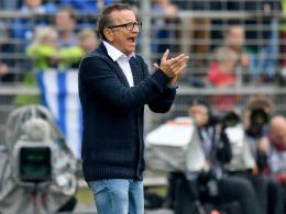 Darmstadt-Coach Meier: