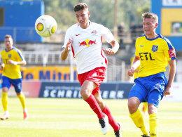 Nach U-19-Skandal: Leipzig suspendiert Jungprofis