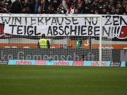 Reuter kritisiert Fan-Plakate gegen Teigl