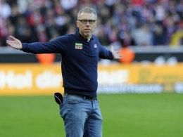 Der nüchterne Herr Stöger: Deshalb funktioniert der FC