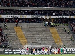Eintracht-Fans ziehen Klage zurück