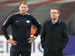 Leipzigs Parallelen zum FCK - doch Rangnick bremst