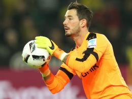 Souveräne und nahezu fehlerlose Nummer 1: Borussia Dortmunds Torhüter Roman Bürki.