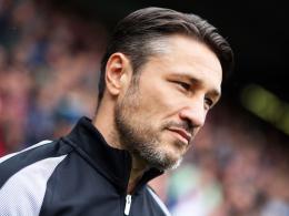 Denkwürdige Pressekonferenz: Eintracht Frankfurts Trainer Niko Kovac.