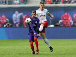 LIVE!-Bilder: Leipzig siegt weiter - S04 vs. Mainz