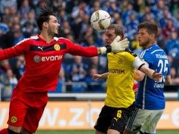 Revierderby BVB gegen Schalke - Wie geht's aus?