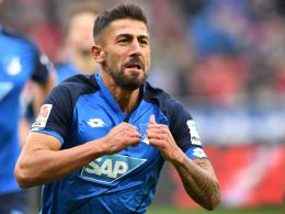 Erzielte Hoffenheims Führung in Leverkusen: Neuzugang Kerem Demirbay.