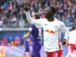 Keita, Leipzigs Held
