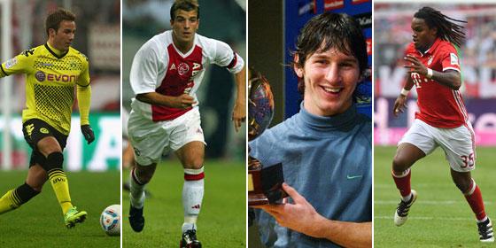 """Der beste U-21-Spieler Europas erhält jedes Jahr den """"Golden Boy""""-Award - 2016 ging er nach München."""