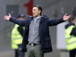 Kovac will vor Gladbach stehen