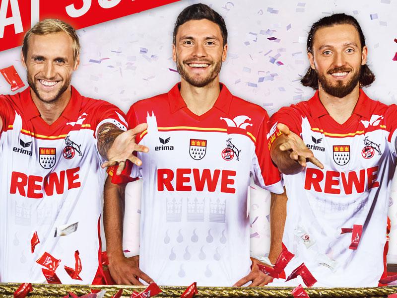 Unsere Liebeserklärung Fc Stellt Karnevalstrikot Vor Bundesliga