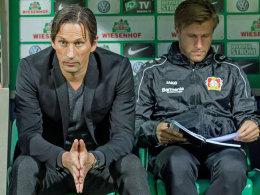 Schmidt: Mit Selbstironie nach Wolfsburg