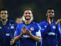 Schalke bleibt stabil - Entwarnung bei Meyer