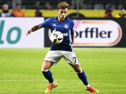 Trotz Bänderriss: Meyer hofft auf Einsatz gegen Bremen