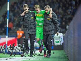 Bitterer Borussen-Auftakt: Herrmann verletzt raus
