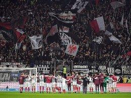 Eintracht Frankfurt und der neue Wille