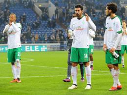 27 Werder-Gegentore: Nur