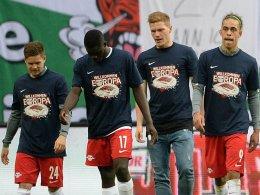 Umfrage: Champions League - was halten Sie von der Entscheidung pro Leipzig?
