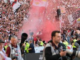 Stuttgart muss 5000 Euro Strafe zahlen