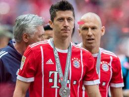 Klartext vom FCB: Lewandowski-Wechsel ausgeschlossen