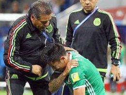 Salcedo fehlt der Eintracht rund drei Monate