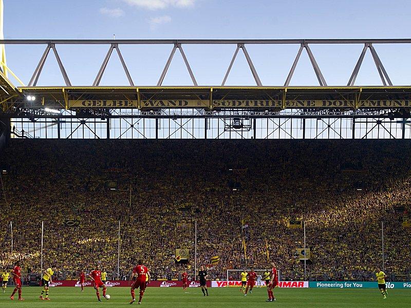 Zuschauerrekord in Bundesliga und 2. Liga