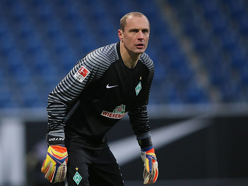 Torwart Drobny bleibt in Bremen -