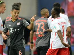 Ist Bayern dauerhaft in Gefahr - durch RB Leipzig?