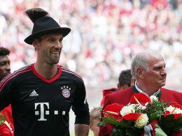 Tom Starke: Wieder Torwart beim FC Bayern