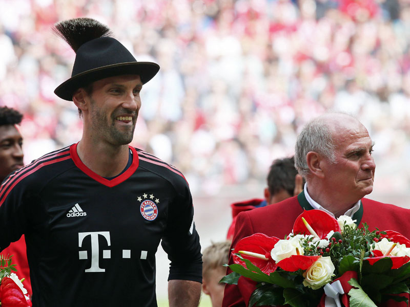 tom starke wieder torwart beim fc bayern bundesliga kicker. Black Bedroom Furniture Sets. Home Design Ideas
