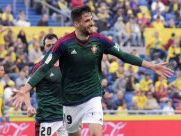 Bis 2021: Mainz angelt sich Kodro von Osasuna