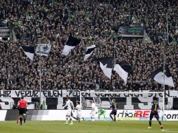 Fan-Fehlverhalten: 38.000 Euro Geldstrafe für Gladbach
